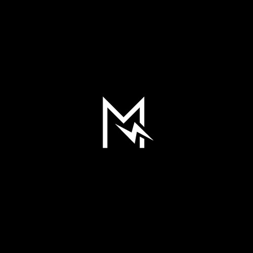 A minimalist logo for a professional photographer.