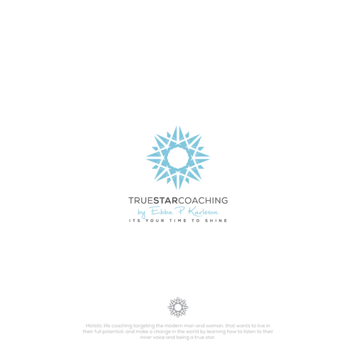 Logo for True Star Coaching