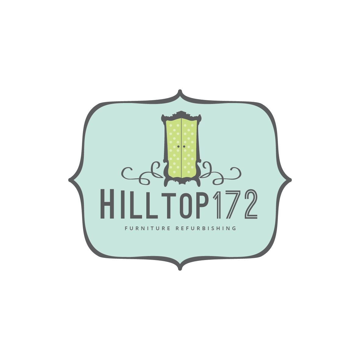 Create whimsical furniture illustration for Hilltop 172