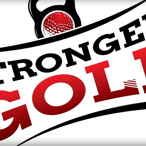 Logo concept for Stronger Golf