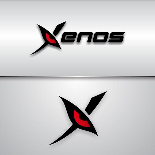 """Create a fierce logo for elite athlete group """"Xenos"""""""
