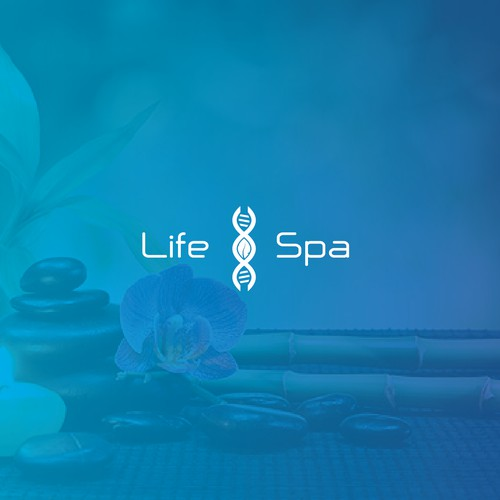 logo for spa company