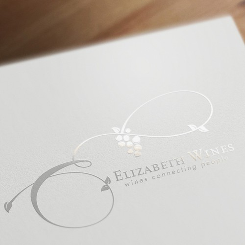 Create the next logo for Elizabeth Wines