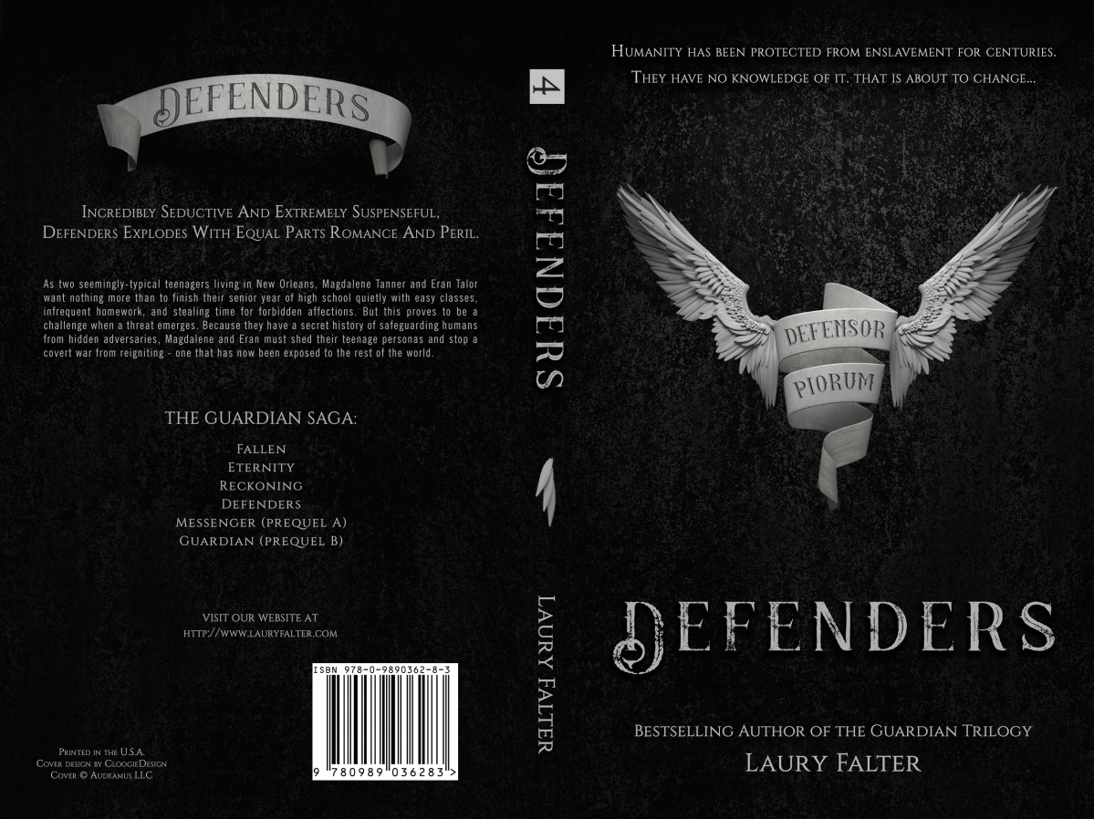 Revision of Defenders Front Cover