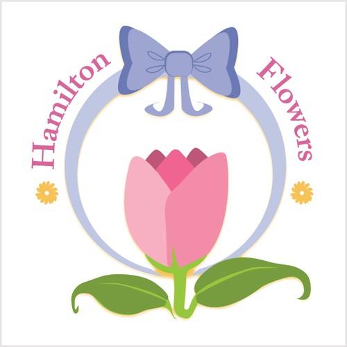 Hamilton FLowers Logo