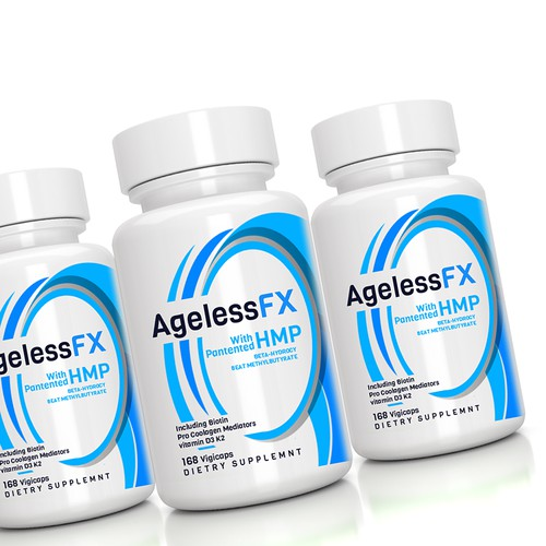 In contest Anti-aging nutritional supplement