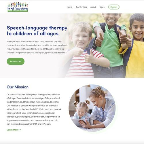 Speech Language Therapist