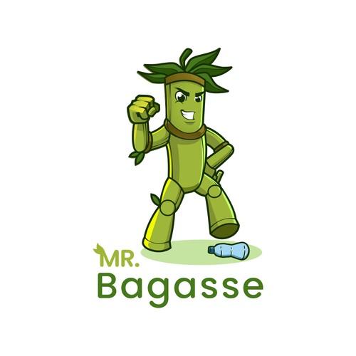 Mr.Bagasse