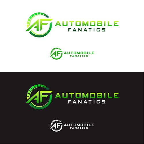 Create a logo for automotive website about high performance cars.