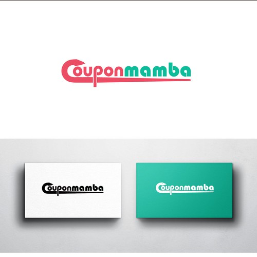 Awesome logo for Coupon Mamba Needed!