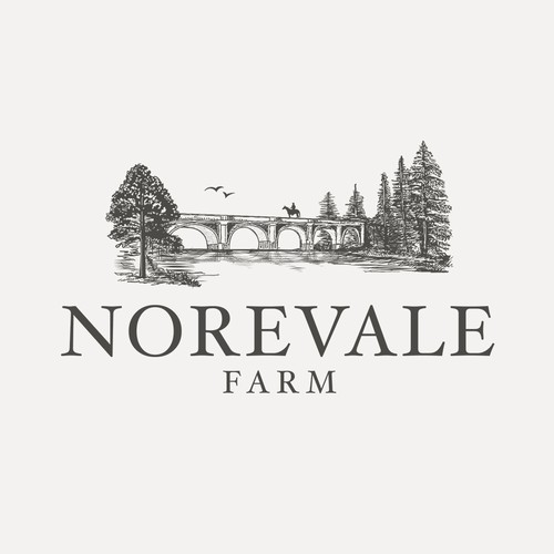 Logo for Norevale Farm