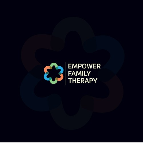 Powerful logo for Empower Family Therapy