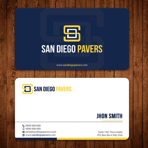 Business card contest