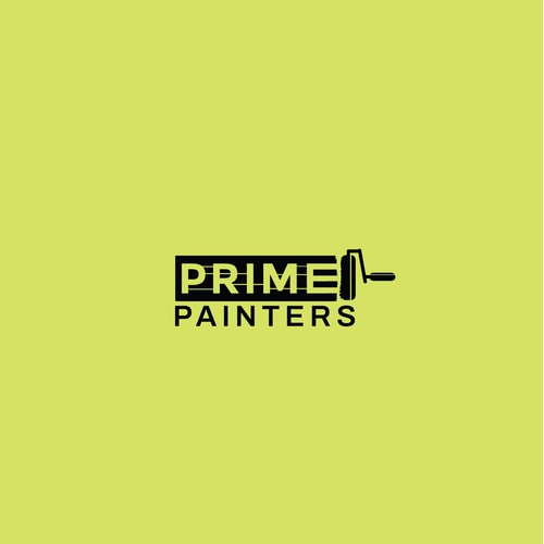 Logo for a house painting company