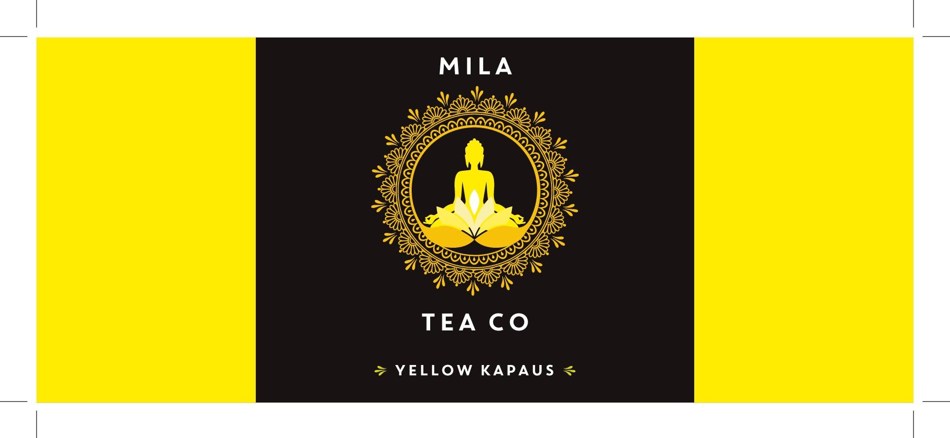 Mila Tea Labels