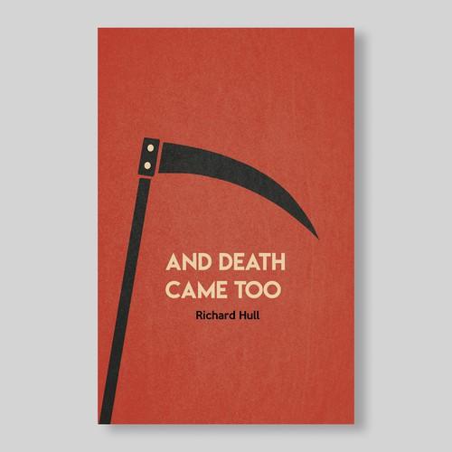 Ebook cover for a noir book