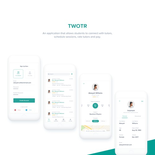 App Design for Medical App
