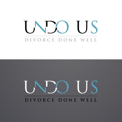 Logo design for peaceful, modern, Divorce Lawyer