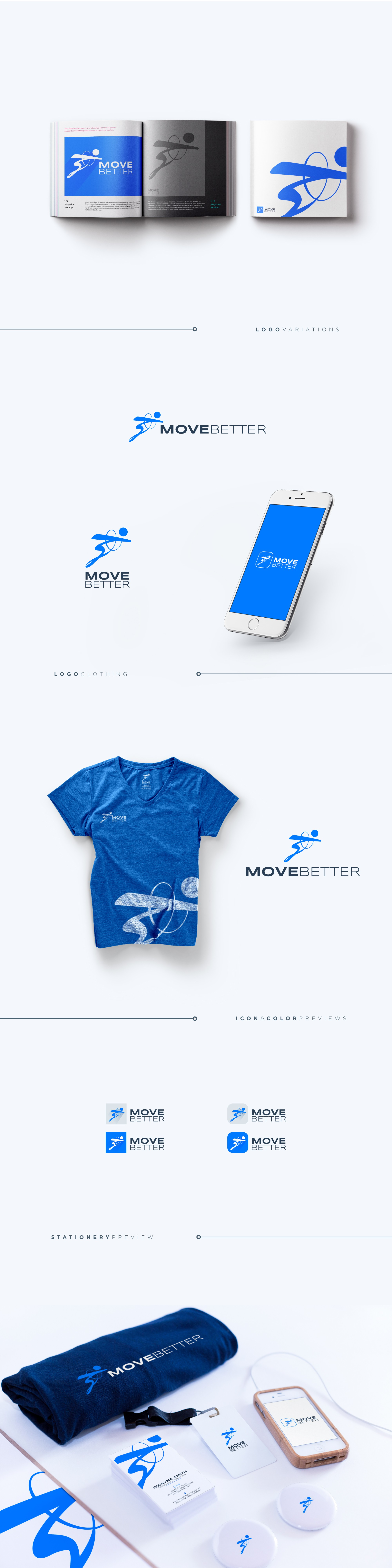 Dynamic Design for movment based physiotherapy business