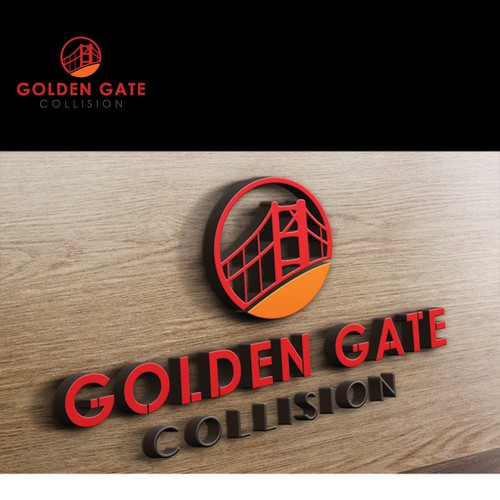 golden gate collision