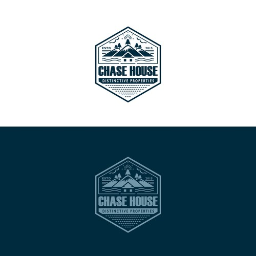 Logo Concept for Chase House