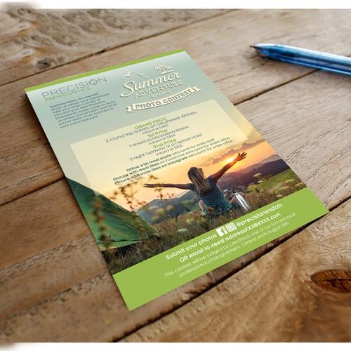 Summer dventure Contest