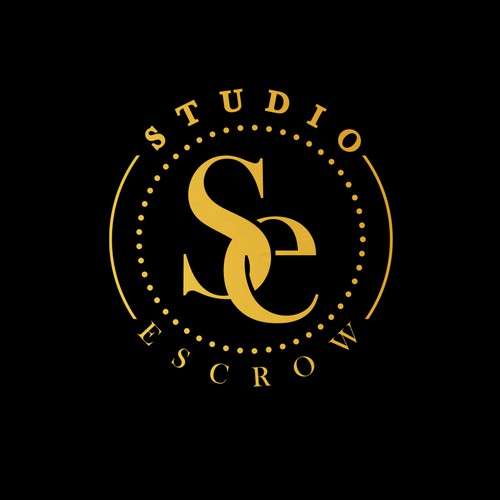 luxury and feminine lettermark
