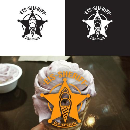 eis-sheriff ice cream