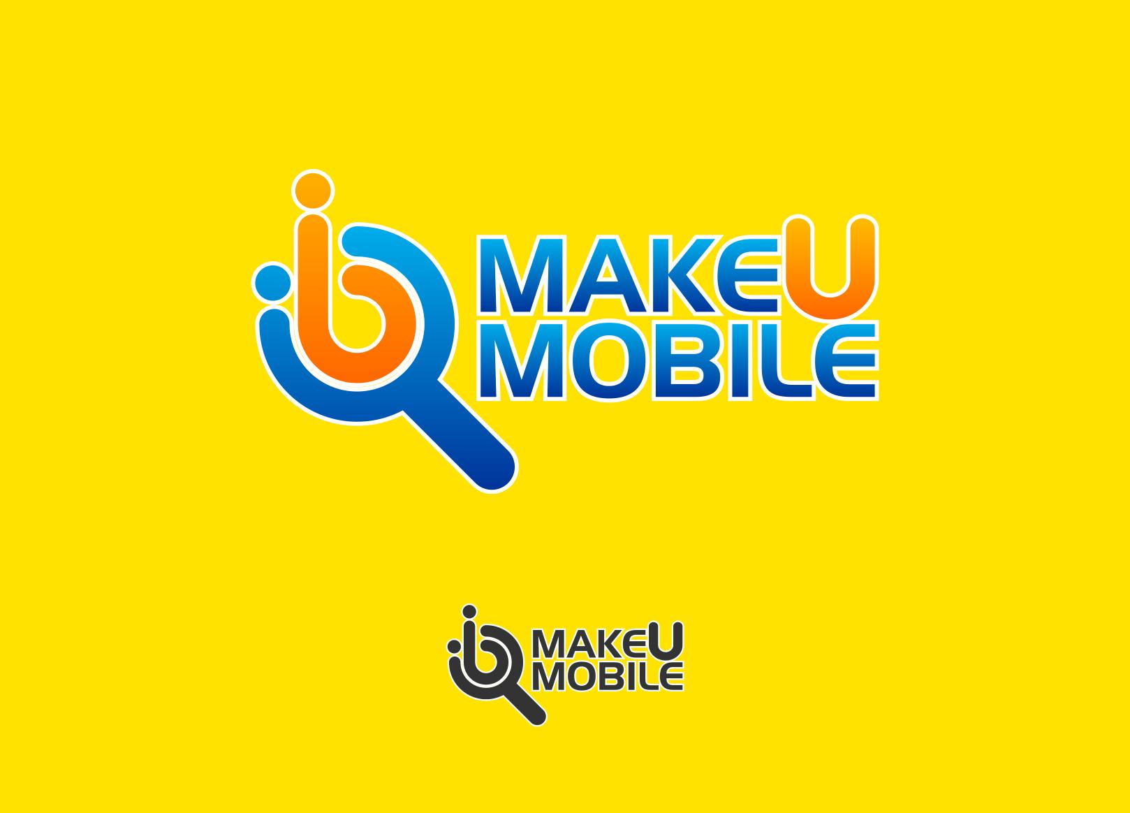 Create the next logo for Make - U -Mobile