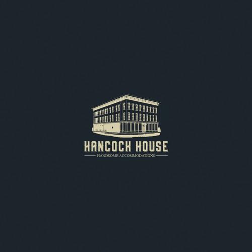 Hancock House Logo
