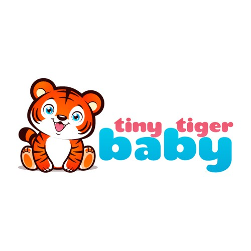 Create an awesome logo for Tiny Tiger Baby!