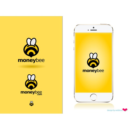 Logo for moneybee.com