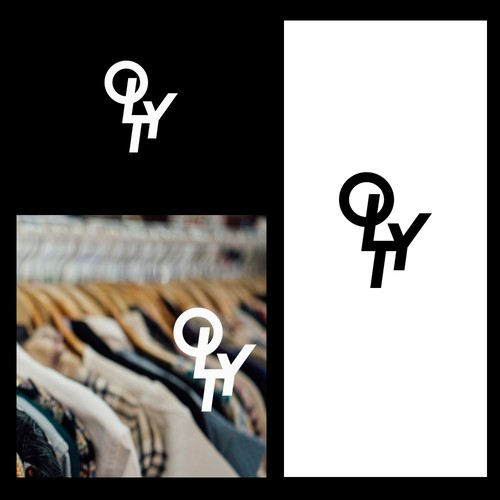simple logo fron clothing brand industry
