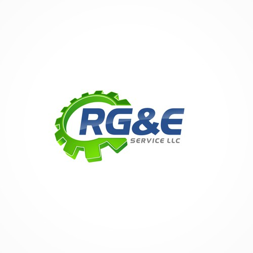 Help RG&E SERVICES LLC with a new logo