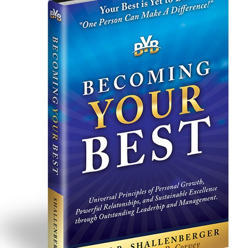 """Book Cover Wanted for """"Becoming Your Best"""""""