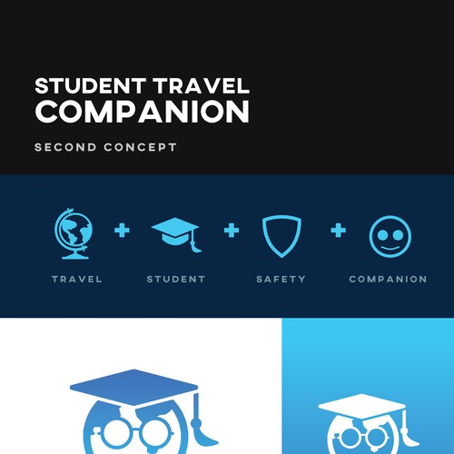 Student Travel Companion Logo