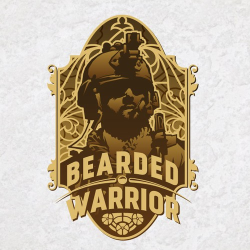 Bearded Warrior needs a new logo