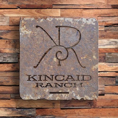 Kincaid Ranch Logo Signage