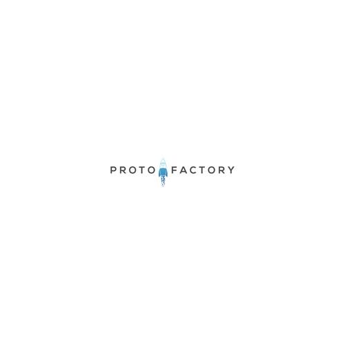 logo concept for proto factory