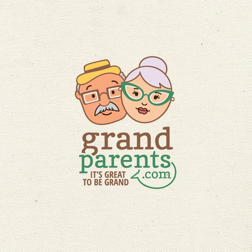 Grandparents logo.
