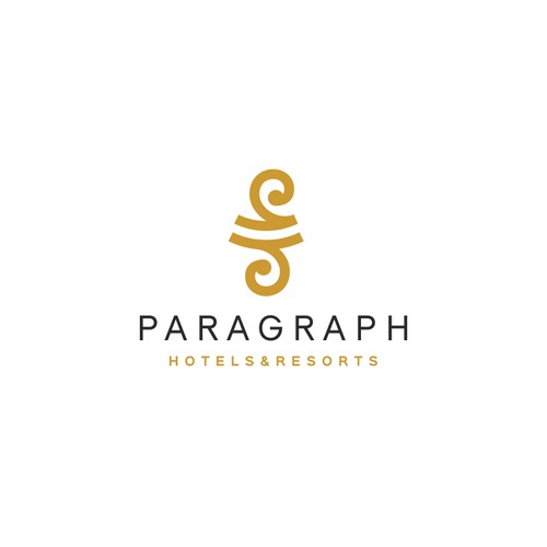 Logo Design for luxurious Hotel&Resort