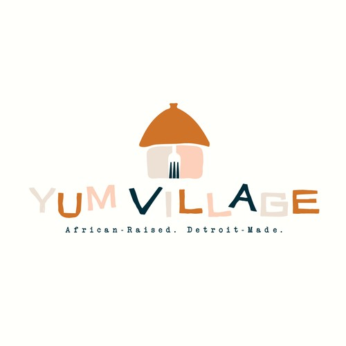 Brand Identity Concept for Yum Village