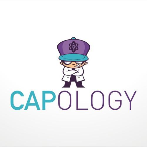 Cap company logo