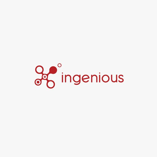 ingenious simple logo design
