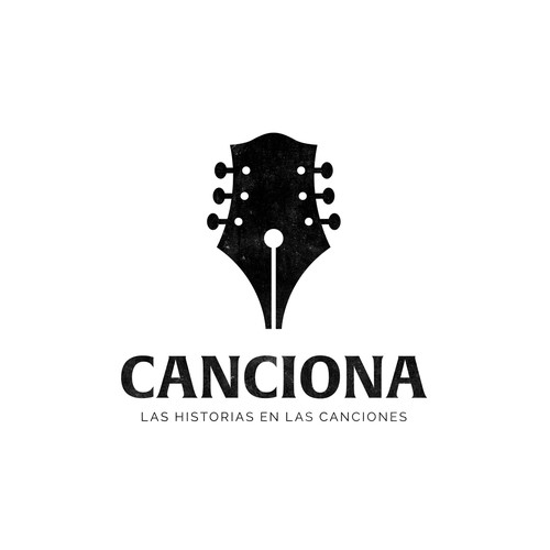 Creative logo for Canciona