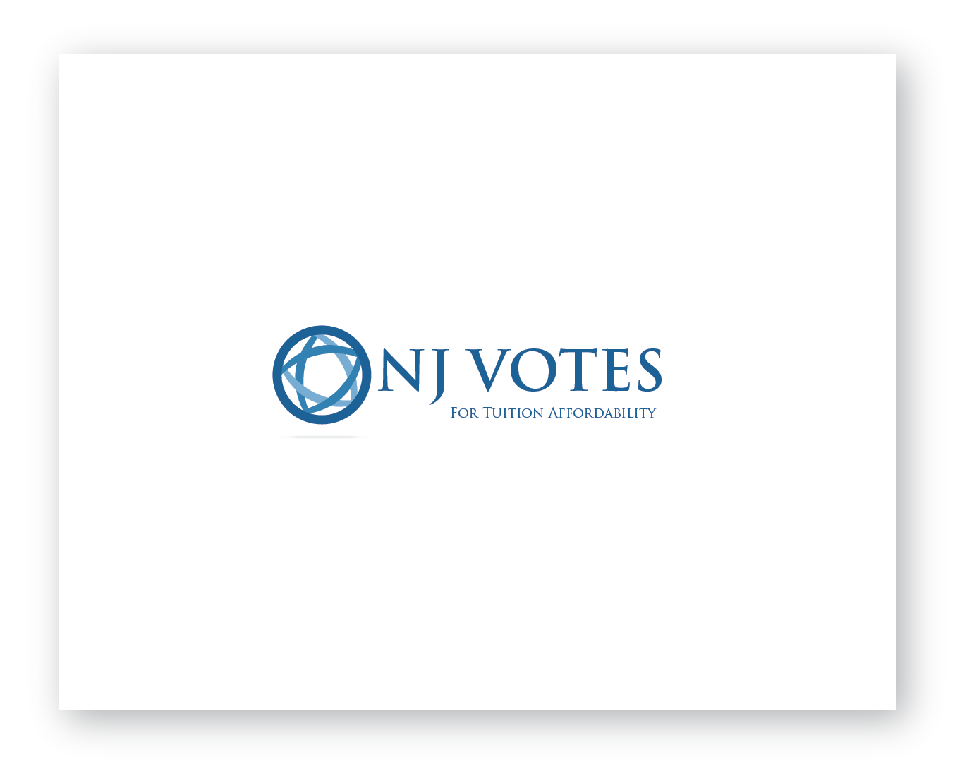 Help  NJ VOTES with a new logo