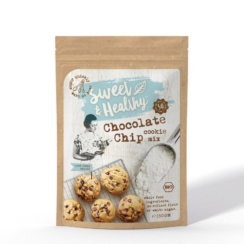 Baking Mix - Winning Packaging