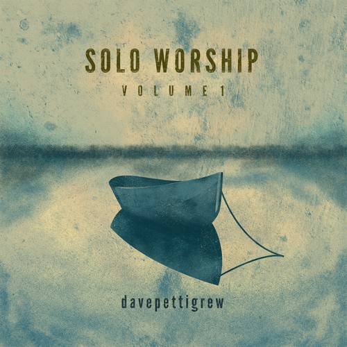 SOLO WORSHIP-vol.1 CD cover