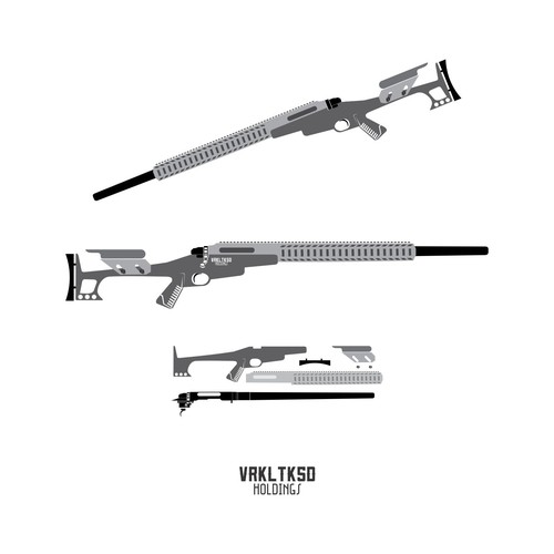 """Tuna"" BOLT ACTION RIFLE"