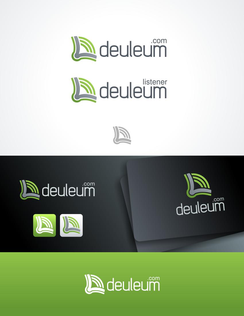 Help Deuleum.com Corp. with a new logo